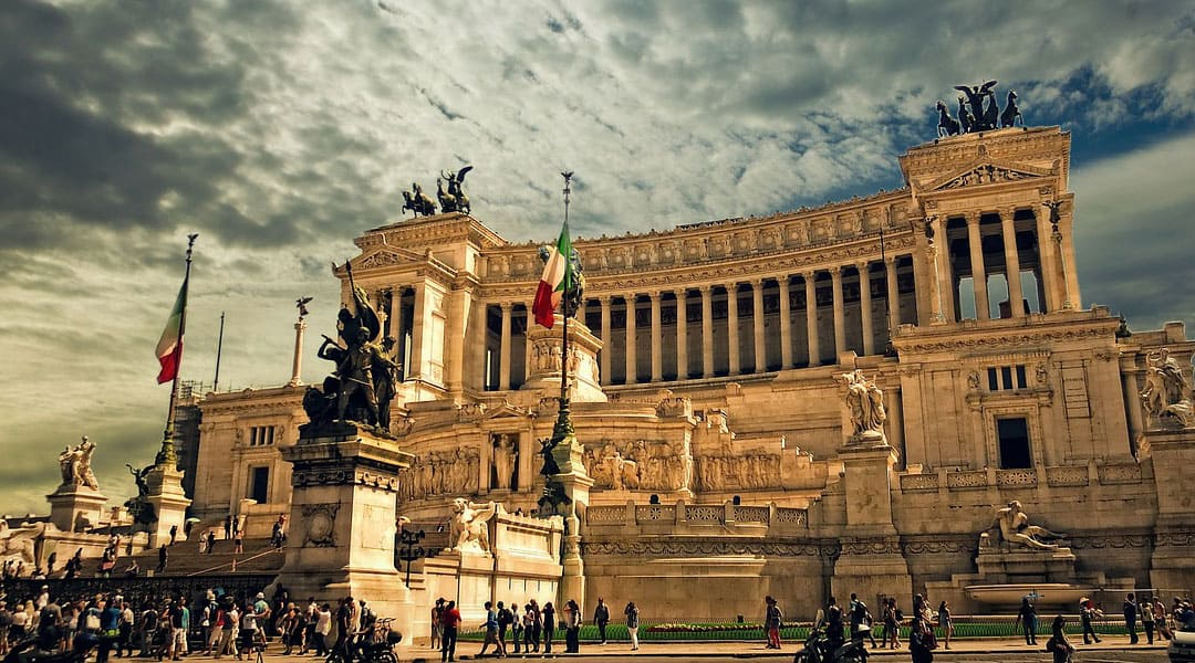 5 reasons to visit Rome this year