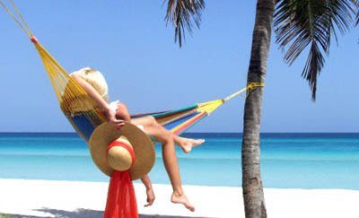 Enjoy the sun, sand and gorgeous turquoise blue tone in Cozumel Mexico