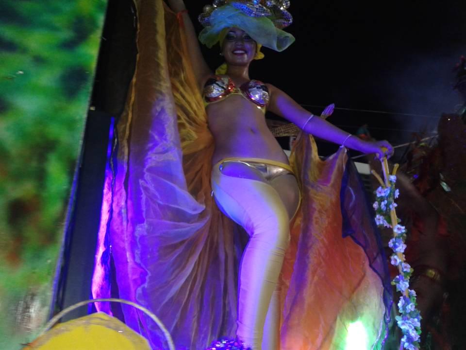 Tabasco Carnival Paradise