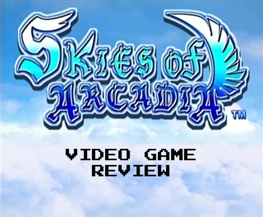 Skies of Arcadia for Dreamcast needs Gamers now!