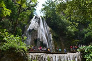 Feel the waterfalls of Chiapas in Mexico