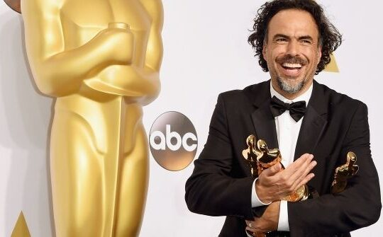 """Mexican director wins best statuettes of the Oscars with """"Birdman"""""""