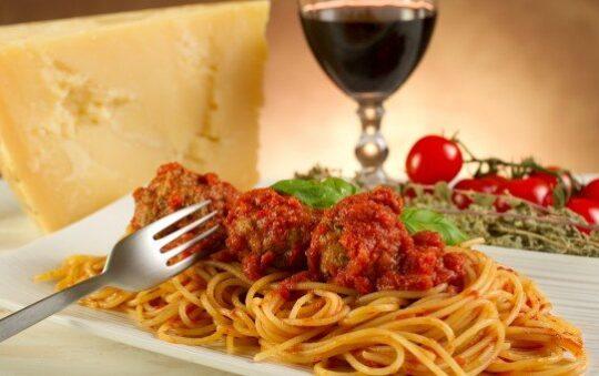 Make your own Italian Spaghetti Bolognese