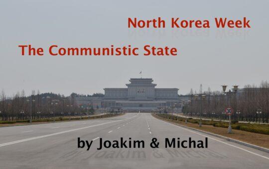 Welcome to the North Korea Week on Distrita
