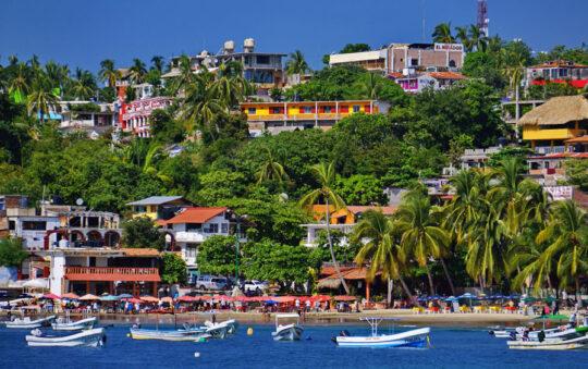 Visit Puerto Escondido Oaxaca.