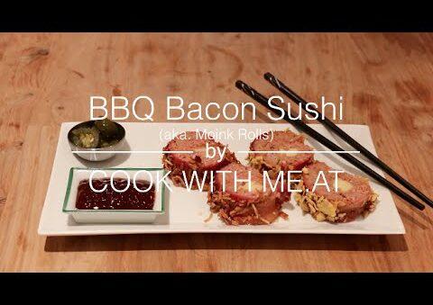 Sushi ala American Style