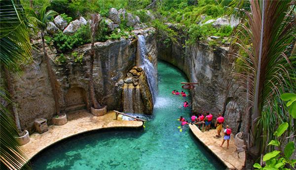 Xcaret park in riviera maya mexico distrita for Oficina xcaret cancun