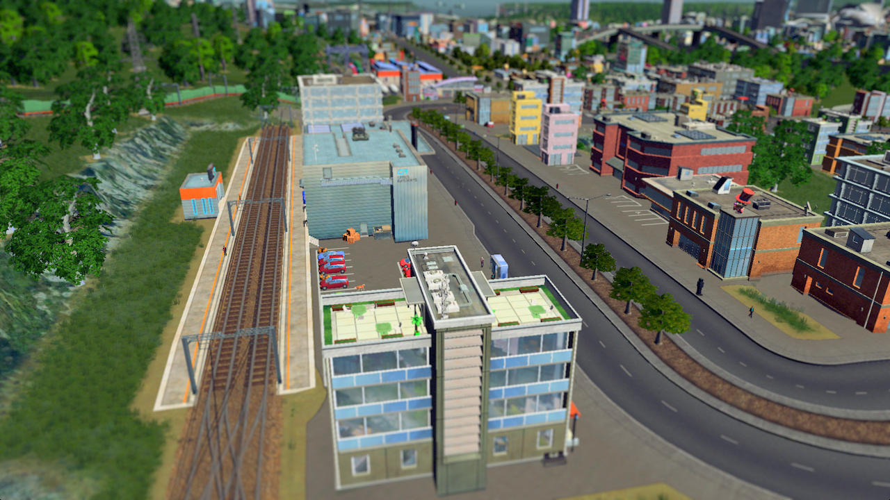 how to connect electricity cities skylines
