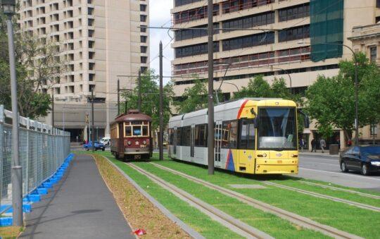Transit guide for Adelaide in Australia