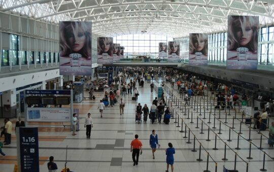 The best airport in the world according to Skytrax