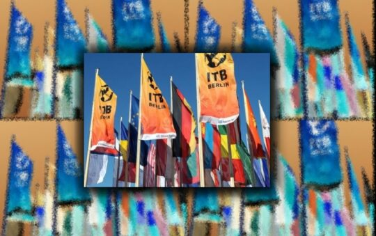 Discover the whole World at ITB Berlin 2015
