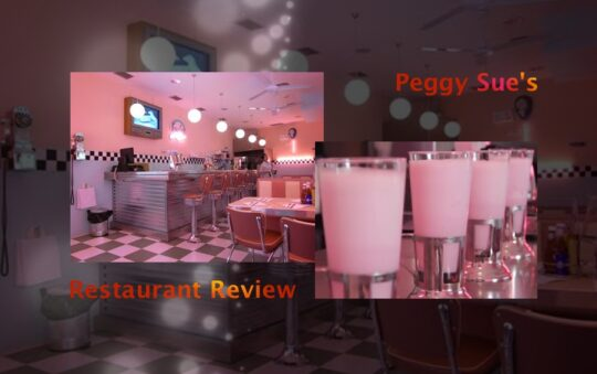 Review: Peggy Sue's Restaurant in Madrid, Spain