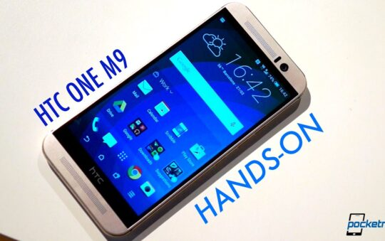 Review: Best sound ever in a phone: HTC ONE M9