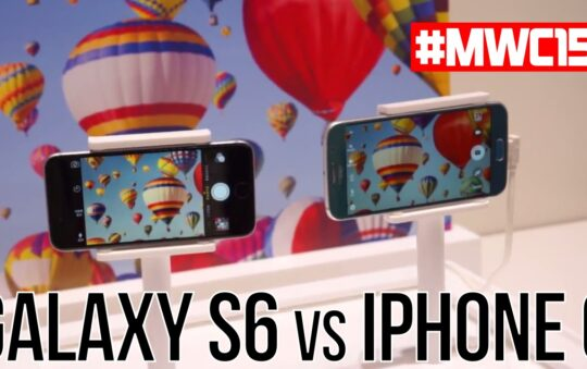 Samsung Galaxy S6 Phones are revealed!