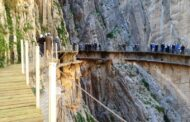 Worlds most Dangerous path is again open for the public in Spain