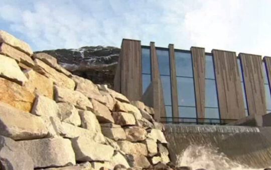 Norway's most beautiful energy stations