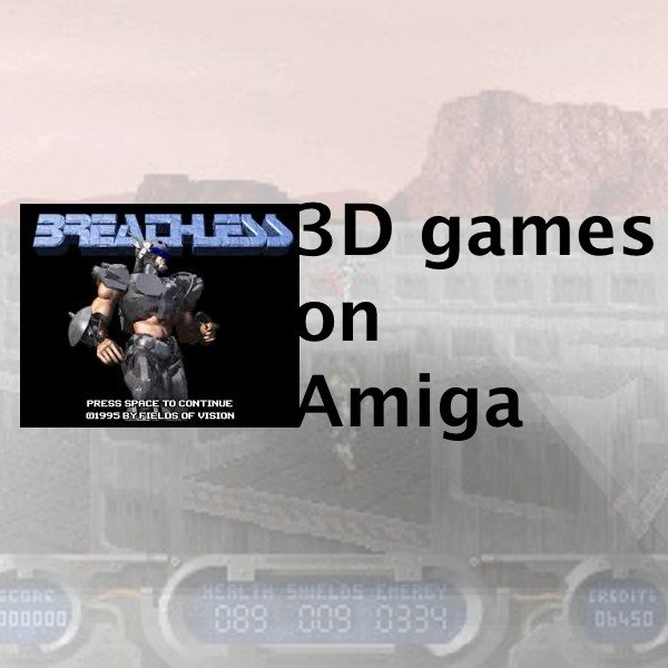 3D Games Amiga
