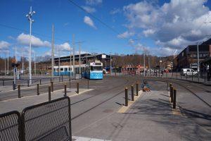 Angered Centrum Tram Station