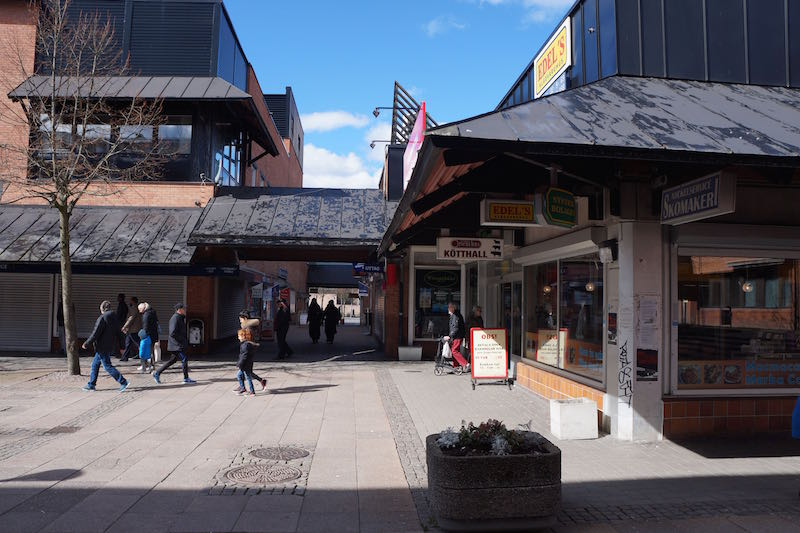 The Shopping Center