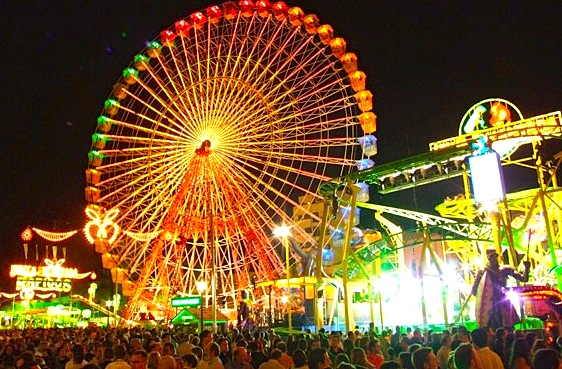 Tabasco fair 2015 in México