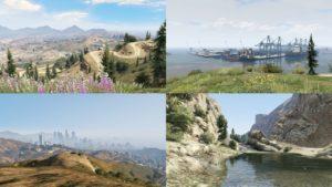 GTA5 Wild Nature