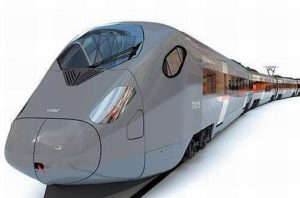 New CAF train
