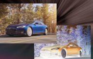 Tesla Presents a new $ 75,000 electric car: the Model S 70D