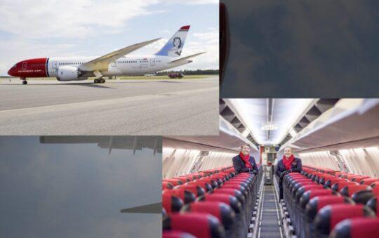 Norwegian lost over 350 Million Norwegian NOK on the strike