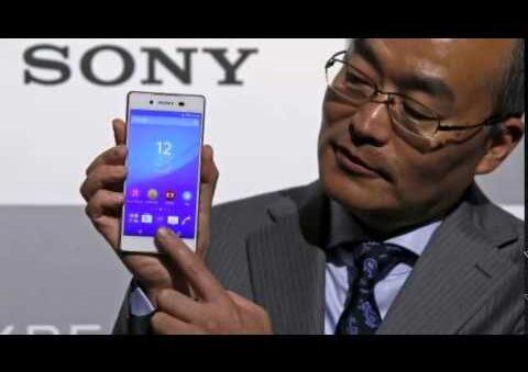 Sony Presents it's Totally new flagship, Sony Xperia Z4