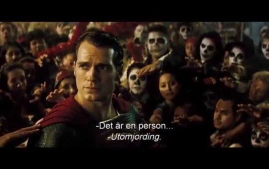 The new Superman movie trailer looks amazing