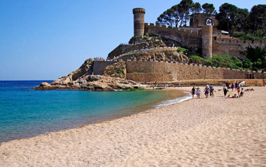 The 20 best beaches in Spain according to users