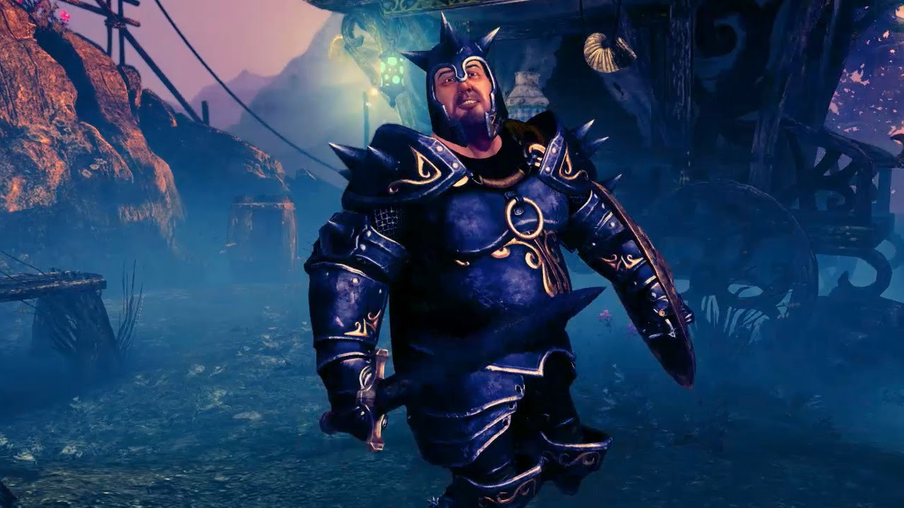 Trine 3 is an example of Game Perfection?