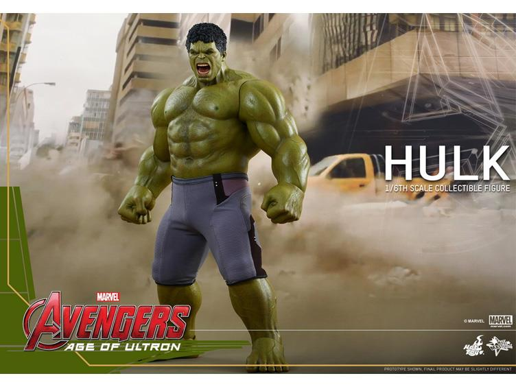 The Avengers 2 Age of Ultron Toys: The Hulk