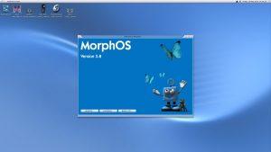 MorphOS 3.8 Released