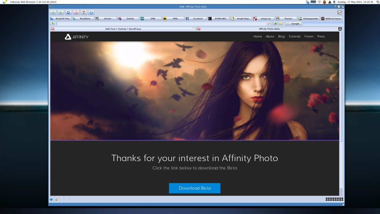 Affinity Photo to Compete with Photoshop Soon