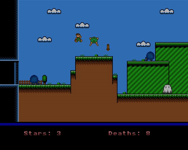 The Game Amiga Version