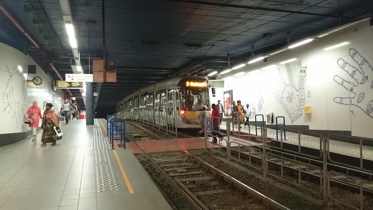 Lemonnier Tram Station