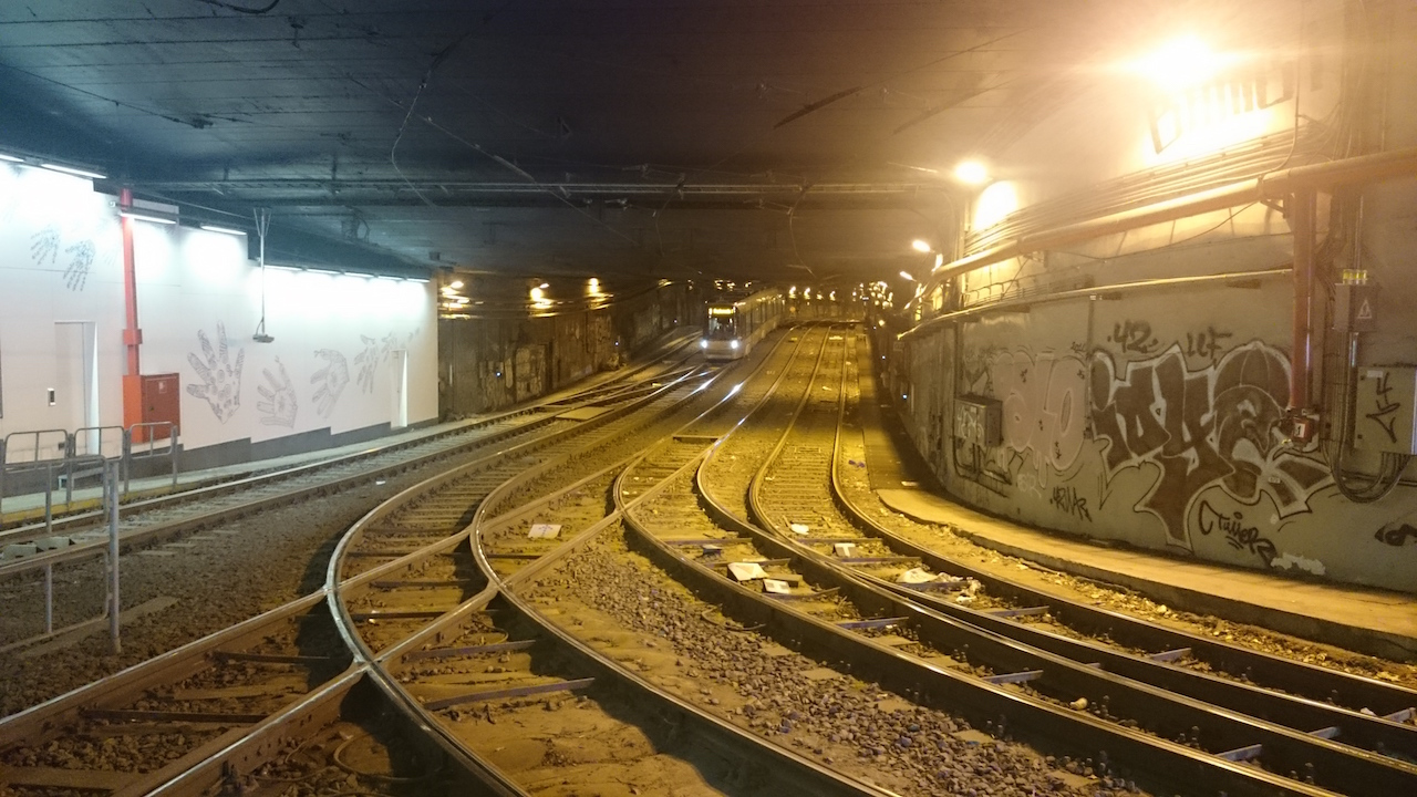 Underground Brussel