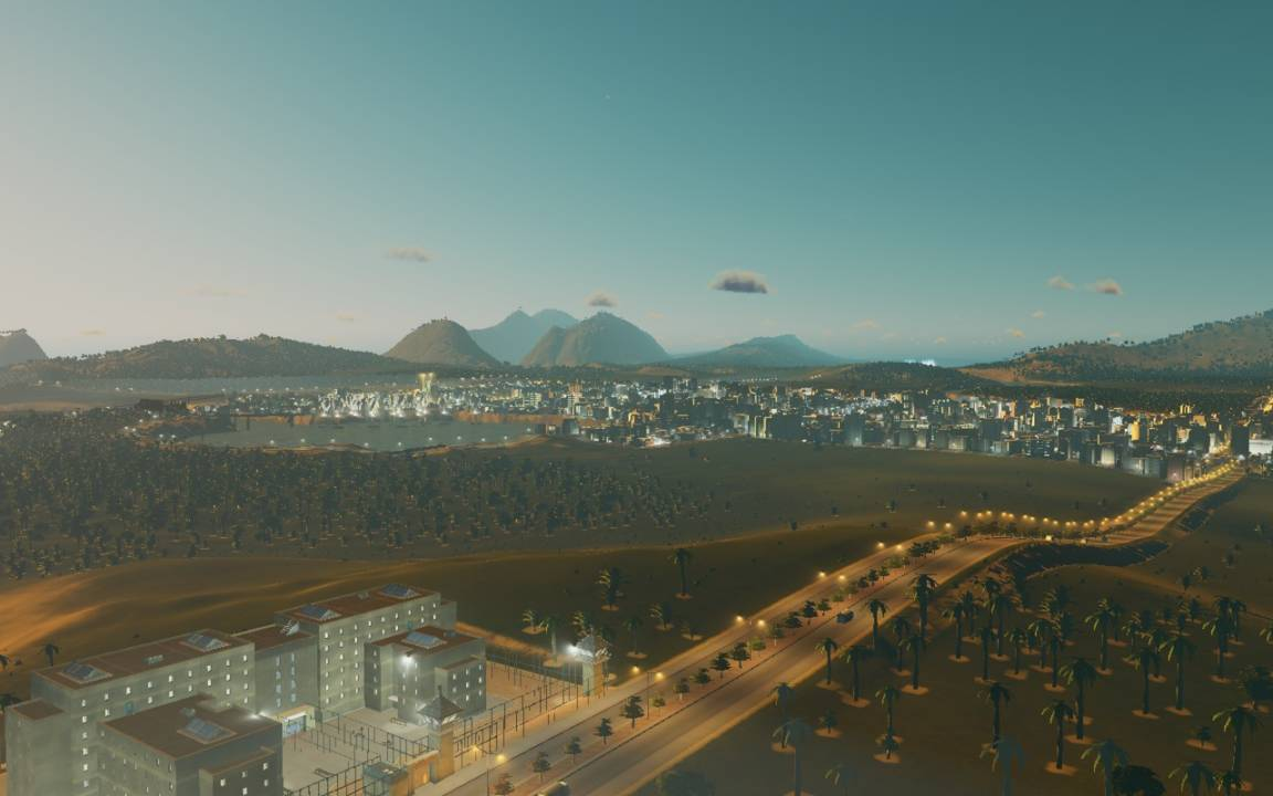 Cities Skylines World is Here