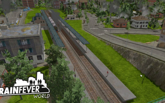 Train Fever World