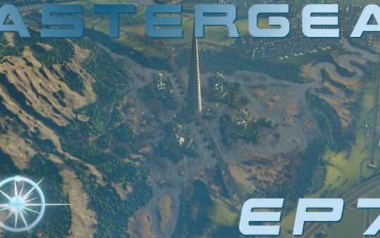 Astergea… No words can describe this Cities Skylines made video