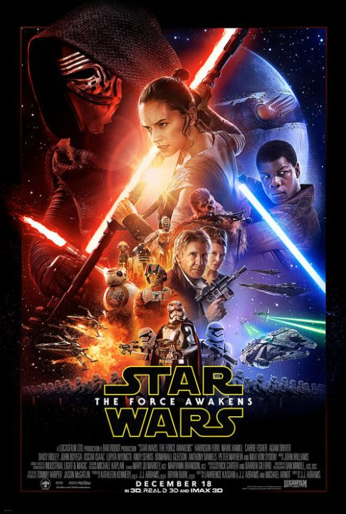 The new Star Wars is really Star Wars