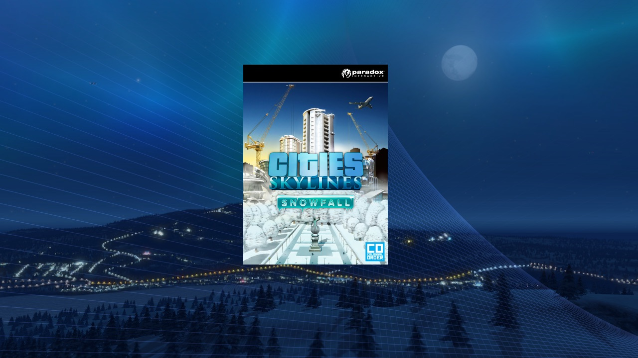 Cities Skylines Snowfall soon to be Released with Trams!