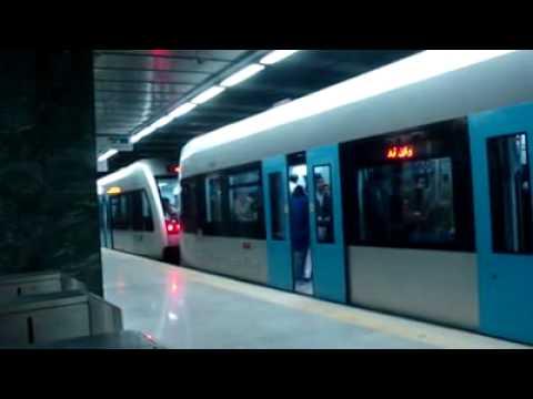 Mashaad first Light Rail line