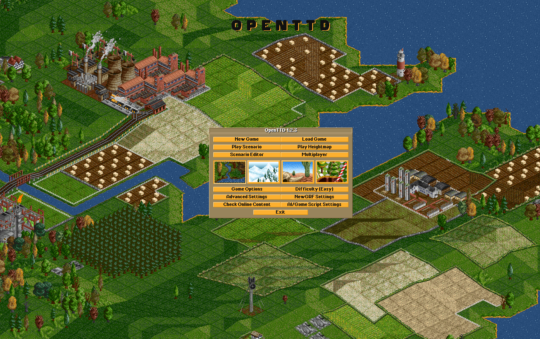 Play Transport Tycoon Deluxe in your WWW browser