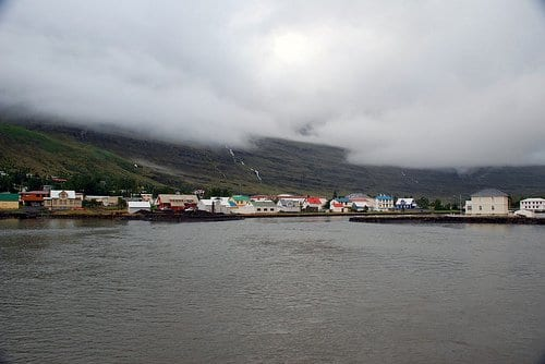 Seydisfjord on Iceland gets Initiative!