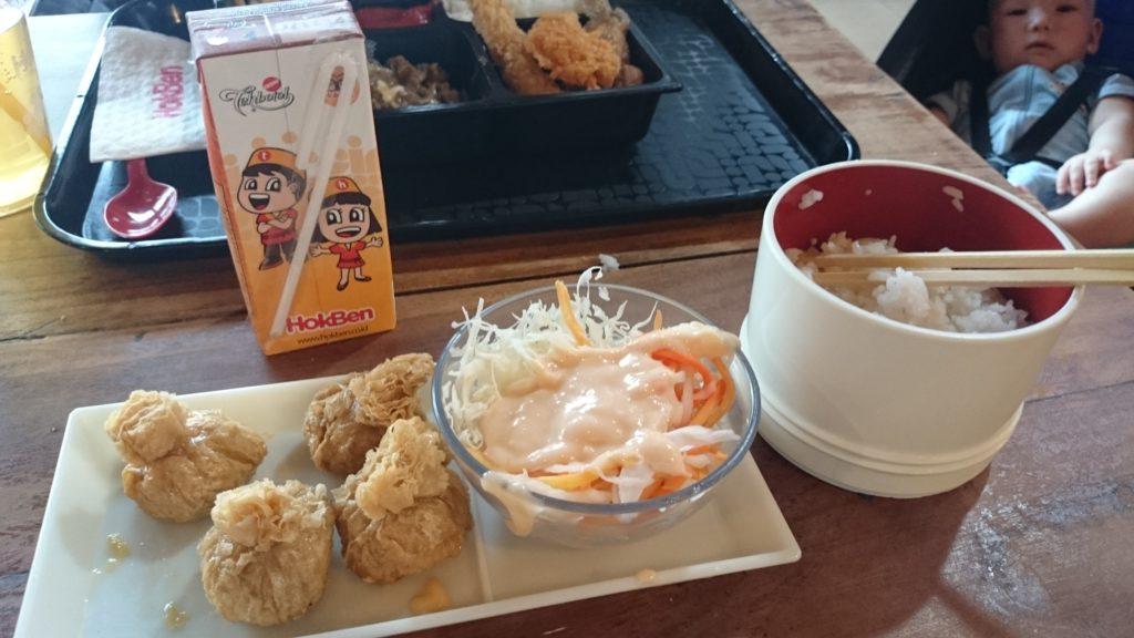 HokBen meal