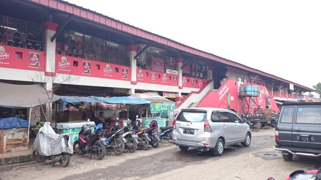 Living in Bandung