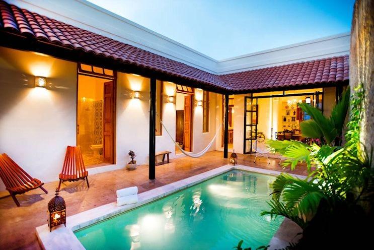 19 small patio backyard ideas and garden inspiration from Mexico