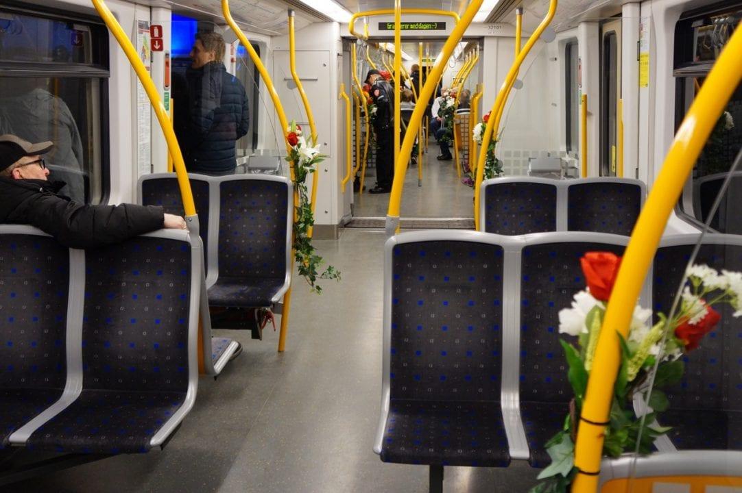Løren Metro station